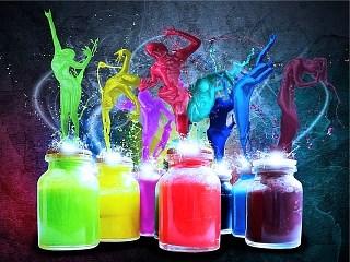Акриловые краски — преимущества, недостатки и особенности применения
