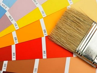 Какие краски больше подходят для тех или иных помещений и работ?